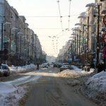 Gdynia, Poland - 10 Lutego Street
