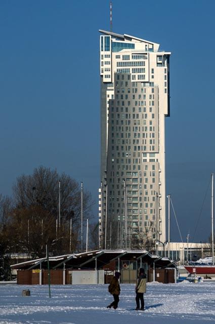 Gdynia, Poland - Sea Tower