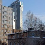 Gdynia, Poland - old and new