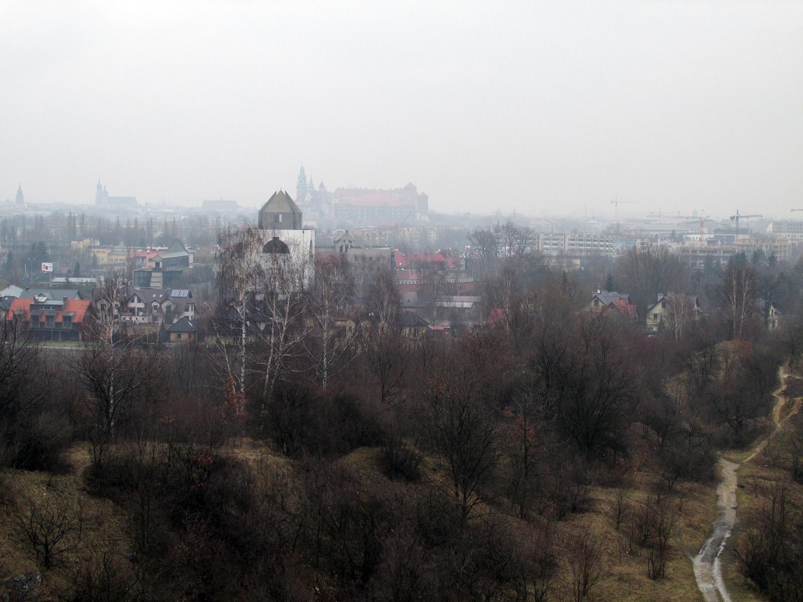 Krakow, Zakrzowek (Poland) - Wawel