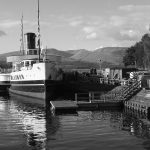 The Maid of The Loch - Balloch, Loch Lomond, Scotland