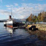 Balloch, Loch Lomond - Scotland