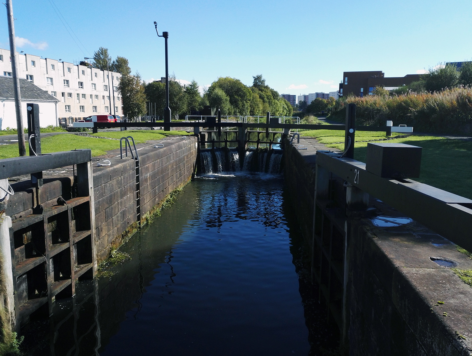 Forth and Clyde Canal (Scotland)