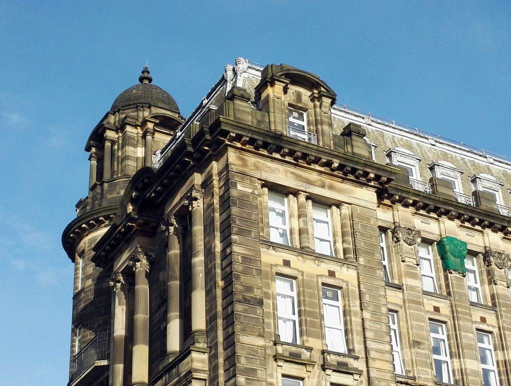Glasgow Royal Infirmary - old hospital