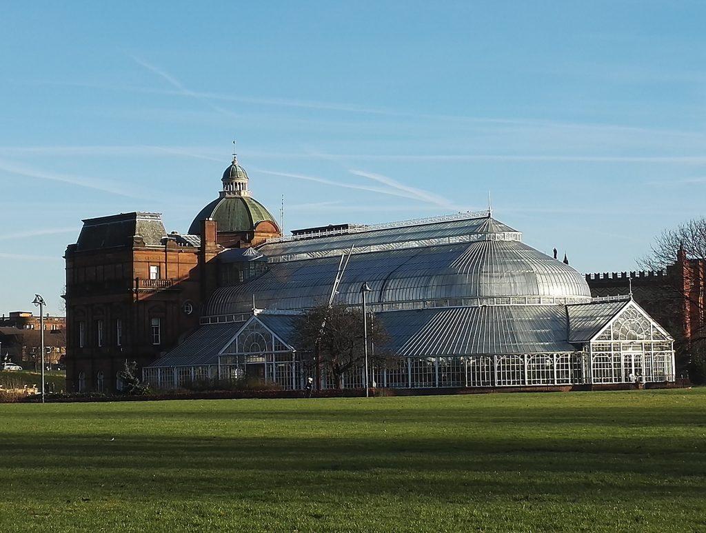 Green Park, Glasgow (Scotland)