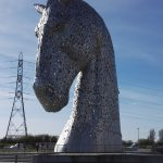 The Kelpies, Falkirk (Scotland)