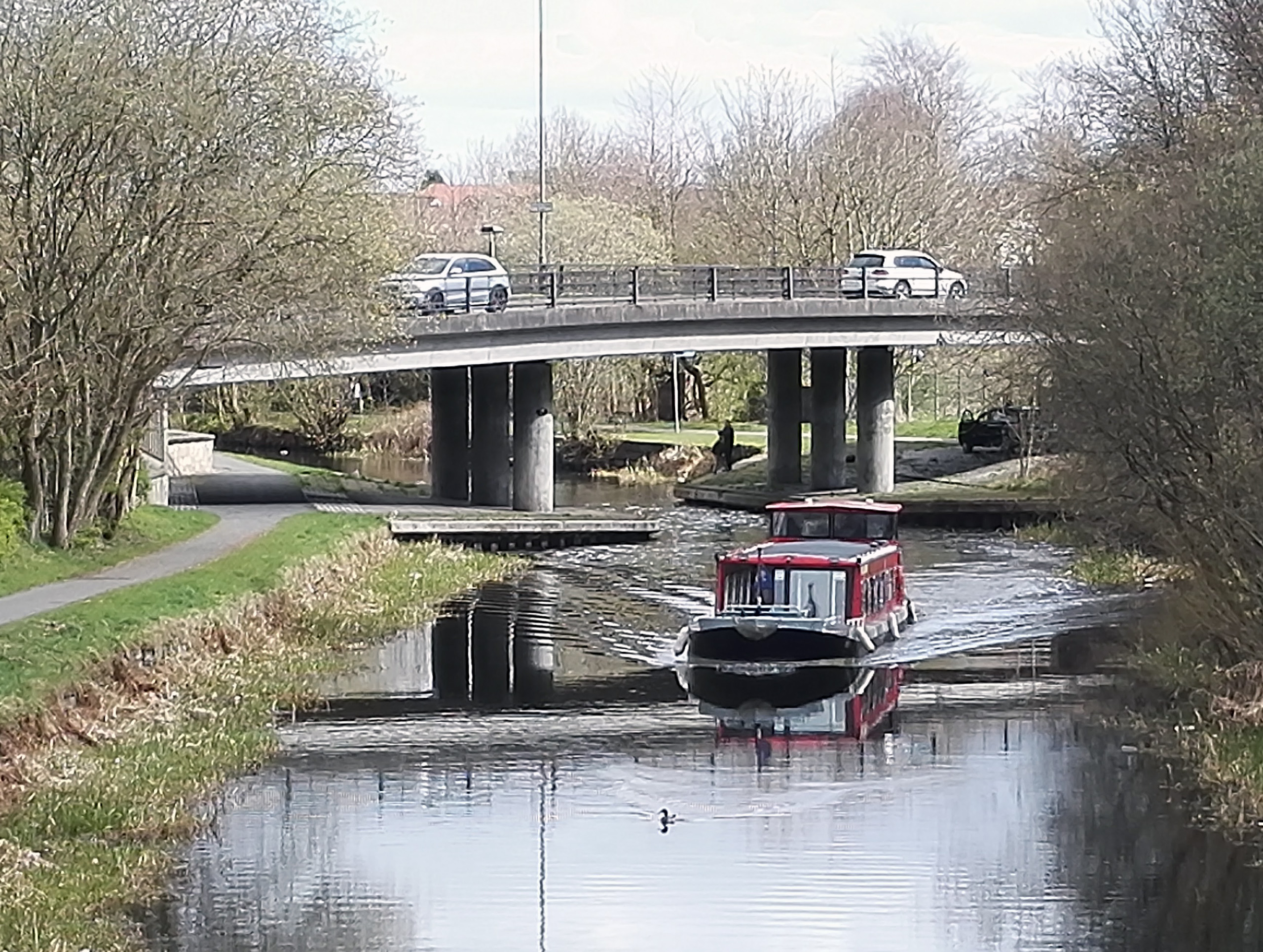 Scottish Canals - Kirkintilloch bridge