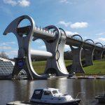 Falkirk, Wheel, Scotland, engineering