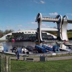 The Falkirk Wheel - panorama