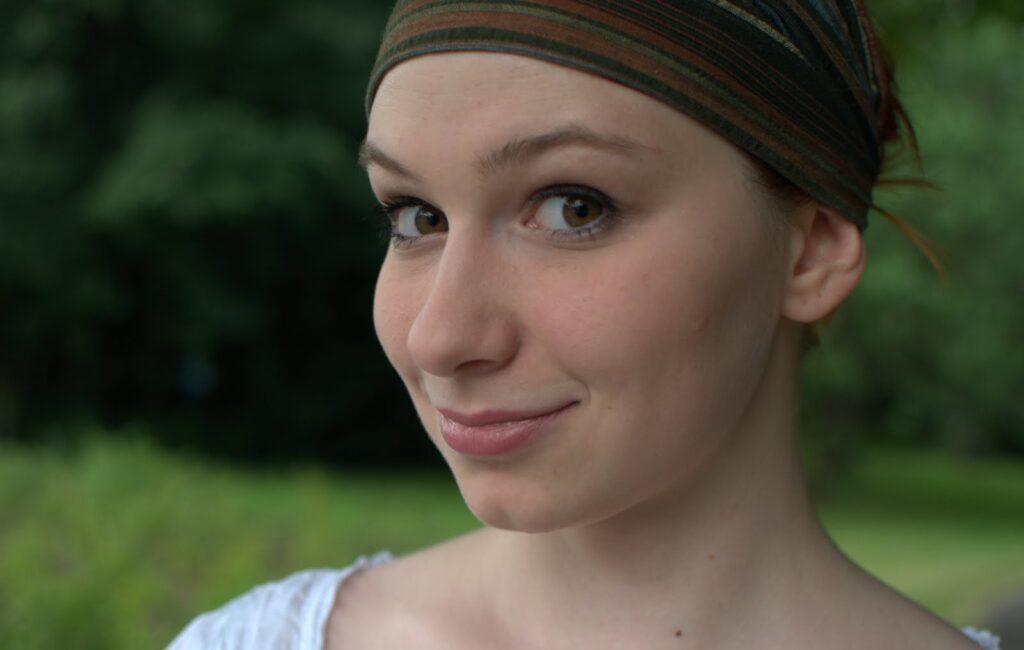 Amelia – photo portrait session in Warsaw